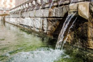 Fontana 99 Cannelle a L'Aquila