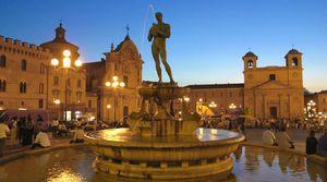 Piazza della Città dell'Aquila
